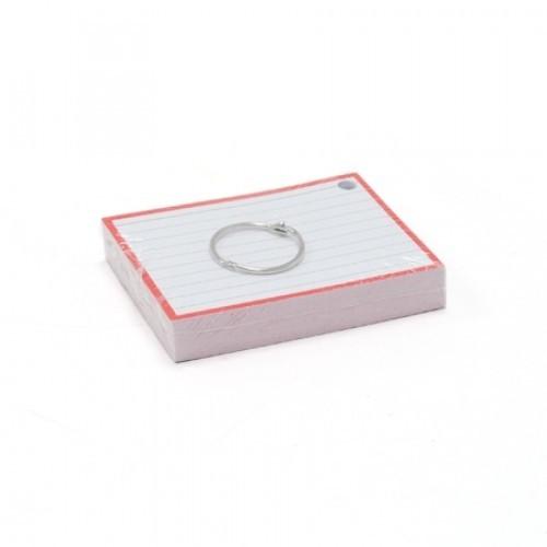Flashcard rood