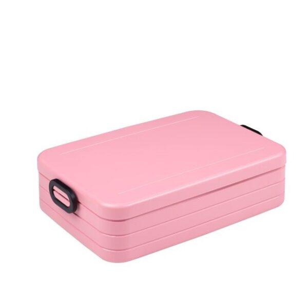 Lunchbox Take a Break large Nordic pink