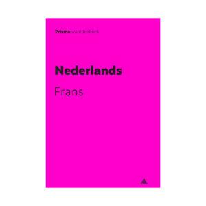nederlands frans woordenboek